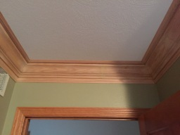 Crown Molding Update