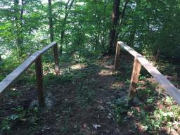 Stairs to Lake Wisconsin