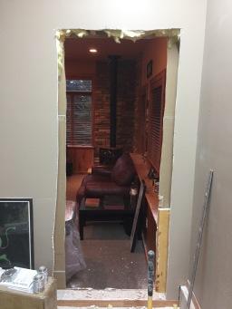 More Guest House Bathroom Progress