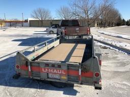 Hauling Drywall