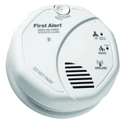 SmartThings Smoke Alarm