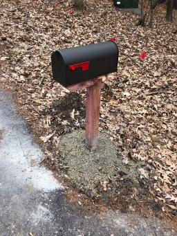 Lake House Mailbox