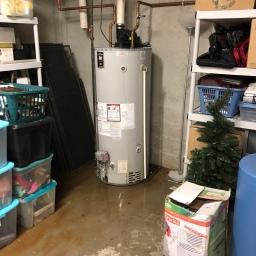 RIP Water Heater