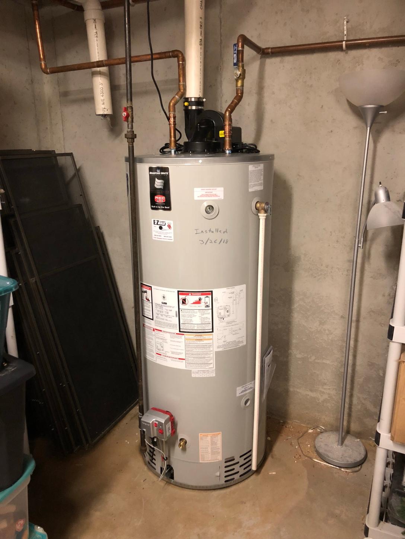 Dual Water Heater