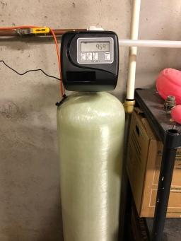 Iron Filter and pH Balancer