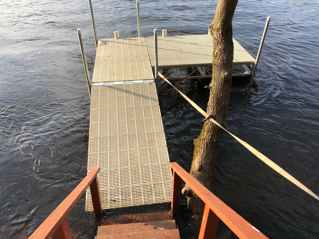 Dock is In! – Hardin Home: Home Improvement Projects at a