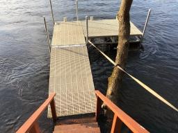 Dock is In!