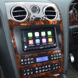 Bentley Infotainment Upgrades