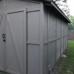 Shed: Finished!