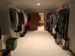Master Closet Remodel