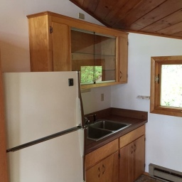 Lake House Kitchen Remodel