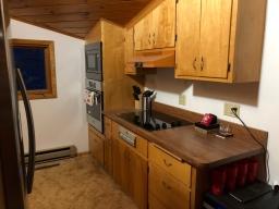 Lake House Kitchen Finished