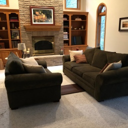 Furniture Placement and Rug Ordering