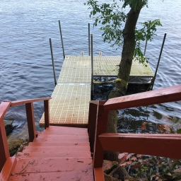 Dock Is In