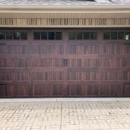 Guest House Garage Door