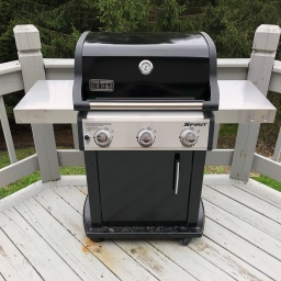 New Grill