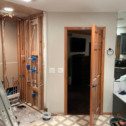 Master Bathroom Demolition