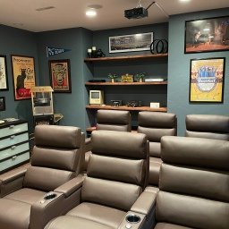 Theater Remodel